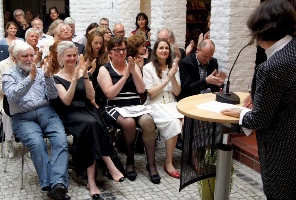 Applaus für Dr. Alida Bremer im EÜK Straelen